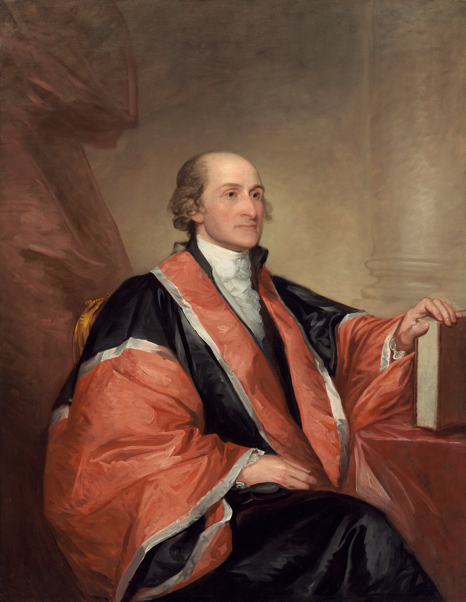 John Jay, National Gallery