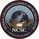 National Counterintelligence and Security Center seal